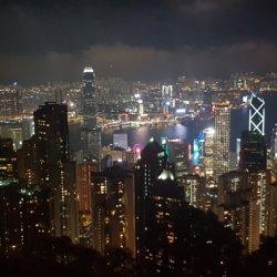 Zwischenstopp Hongkong 🇭🇰