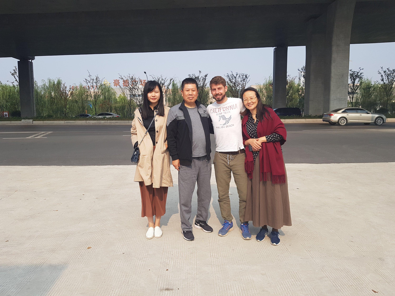 Familie Xu in Yancheng 🇨🇳