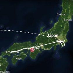 Japan 🇯🇵 Tokyo – Surfen – Tokyo