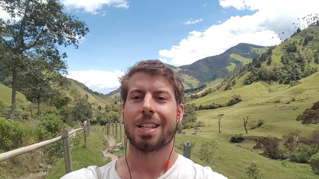 Kolumbien 🇨🇴 Kaffeezone muy linda