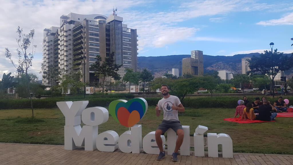 Kolumbien 🇨🇴 Medellín